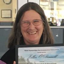 Ellen O'Donnell 2018 Legacy Award Winner